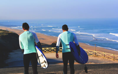 8 reasons Praia Azul is the best place to learn how to surf