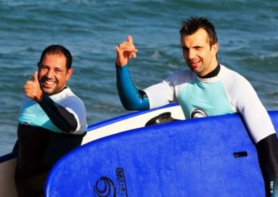 Learn how to surf and accommodation packages